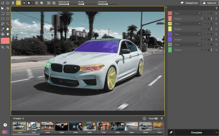 Video Upload and image panel updates on SuperAnnotate  7