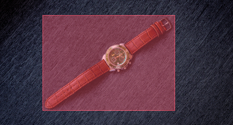 annotated watch